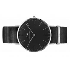 Gift for him: Daniel Wellington Classic Black Cornwall 40mm Timepiece