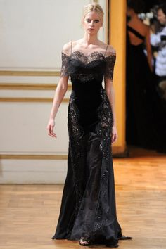 Foto ZMCH2013 - Zuhair Murad Couture Herfst 2013 (1) - Shows - Fashion - VOGUE Nederland