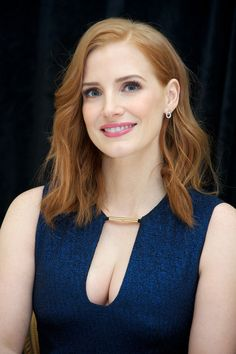38 Hot Pictures Of Jessica Chastain - One Most Gorgeous Actresses In Hollywood Beautiful Redhead, Beautiful Celebrities, Beautiful Actresses, Stunningly Beautiful, Actrices Sexy, Dan Stevens, Actress Jessica, Actrices Hollywood, Golden Globe Award