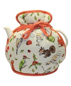 Loving this Madeleine Floyd Woodland Tea Cozy on #zulily! #zulilyfinds