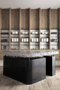 TDC: Spa La Maison Evidens de Beauté by Emmanuelle Simon  | Scandinavian Interior Design |#scandinavian#interior
