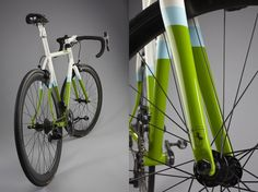 The 2014 Speedvagen Road Machine--> Good Paint job, more bike companies should take note (like Giant and Trek)