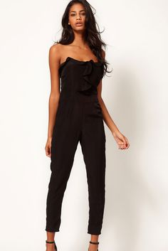 Idearmall wholesale jumpsuits & rompers for ladies, factory directly outlet. Enjoy cheap evening jumpsuits, sexy ladies rompers wholesale from China. Bandeau Jumpsuit, Backless Jumpsuit, Black Jumpsuit, Rompers Women, Jumpsuits For Women, Fashion Jumpsuits, Long Jumpsuits, Playsuits, Sammy Dress