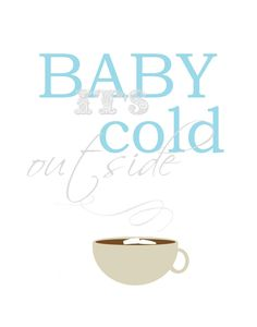 Free Winter Printable--would make a cute invite for an at-home date night