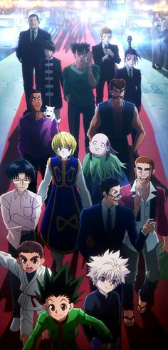 Watch Hunter x Hunter Episodes on www.animeuniverse.watch Download Hunter x Hunter Episodes on www.animeuniverse.watch