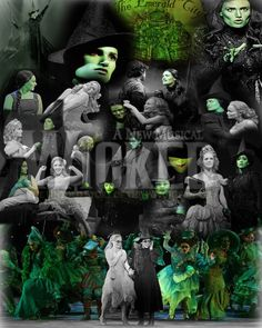 Are people born WICKED?  ○●○●○●○●  Or do they have WICKEDNESS thrust upon them?