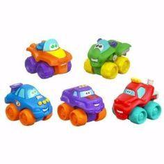 Tonka Chuck & Friends ATV Fleet