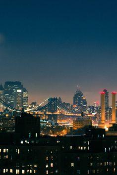 Manhattan Bridge by (Jack Jeffries)