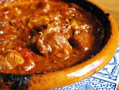 Tagine of Marrakesh Lamb with Preserved Lemon and Ras el Hanout - The Epicentre