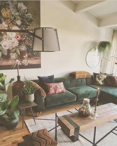 Bohemian Latest And Stylish Home decor Design And Life Style Ideas bohemianlivingroom 345932815131277560 Boho Living Room, Home And Living, Living Room Decor, Bedroom Decor, Cozy Living Rooms, Small Living, Modern Living, Dining Rooms, Living Spaces
