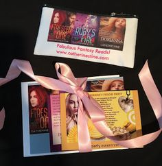Untethered Realms: The Art of Giveaway Swag & Getting Reviews