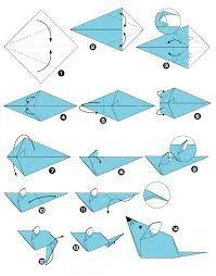 origami de animais passo a passo - Pesquisa do Google