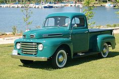 1948 Ford F1. One day....