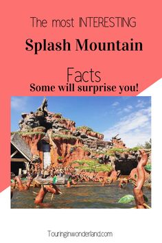 Everything you never knew you wanted to know about Splash Mountain at Walt Disney World. Splash Mountain is an iconic mountain in the Magic Kingdom. These Splash Mountain at Disney World facts may just surprise and delight you. Disney World Facts, Walt Disney World Rides, Disney World Vacation Planning, Disney World Hotels, Disneyland Vacation, Disney Vacations, Disney College, Splash Mountain, Adventures By Disney