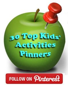 30 of the absolute best kids activities, crafts and education bloggers' Pinterest boards to follow.