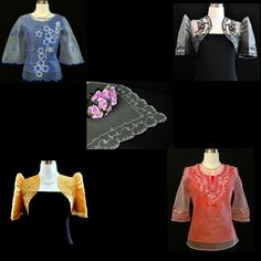 Save big on these new items on clearance. Barong Tagalog, Filipiniana Dress, Line Shopping, Entourage, Clearance Sale, Wedding Themes, Dresses For Sale, Ruffle Blouse, Stylish