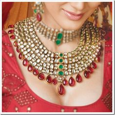 Asian Bridal Jewelry