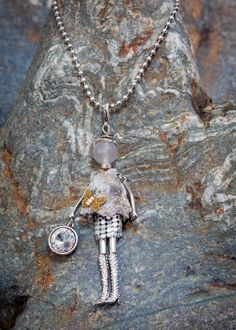 French Doll Necklace Alice | Villancher Fashion Jewellery Boutique