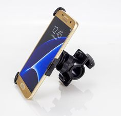 New Arrival Bicycle Bike Phone Holder For Samsung Galaxy S7 Cheap Mount + Phone Holder Bike Motorcycle Travel