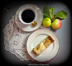 Omenapiirakka, muscovadosokerilla ja täysjyvävehnäjuholla