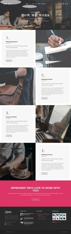 Service page for company, very nice and clean #corporate #loft #ecommerce #fashion #hipster  #inspiration #creativity #concept #art #art_direction #grid #layout #design #layout_design #graphic #graphic_layout #graphic_design #ui #ux #web #web_design #website #web_layout #responsive #responsive_design #responsive_layout #digital_design #wordpress #pink ----- Link to Themeforest http://redbrush.ru/away.html