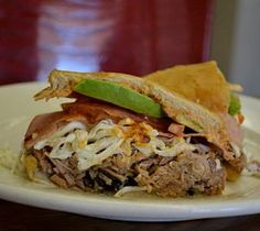 tenoch mexican boston -  Improper Boston's Best Torta. Get the campechana torta