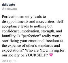 Demi Lovato | quote/tweet