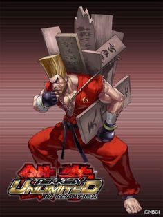 Paul Phoenix - Tekken Tag Tournament 2.