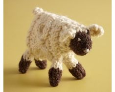 Cabled Sheep Pattern