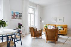 Living room - Svenskt Tenn - Surbrunnsgatan 34 A - ESNY