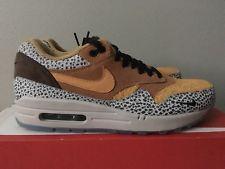 timeless design b03de ac1bf RARE Nike AIR MAX 1 ATMOS SAFARI Size 7 Animal Print Shoes 90 95 97 Vapor