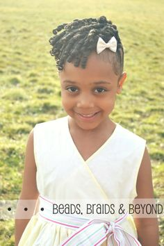 Hairstyles for Black Hairstyles YouTube | Bonus! Stop by the blog later to see how I achieved Ky's twist out ...