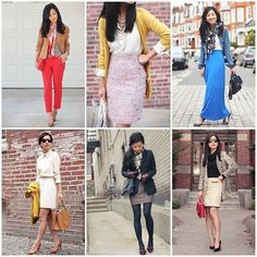 .@Extra Petite Blog | 2013: a few of my favorite work & casual outfits from winter - spring | Webstagram