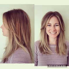 The Effective Pictures We Offer You About curtain bangs cu Medium Shag Haircuts, Long Layered Haircuts, Kevin Murphy, Face Framing Bangs, Beer For Hair, Curtain Bangs, Hair Skin Nails, Girl Haircuts, Medium Hair Cuts