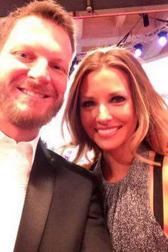 #TheOtherHalf: Dale & Amy Selfie at '15 Awards Banquet