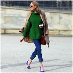 Ways to Style Your Sweater Dress this Winter
