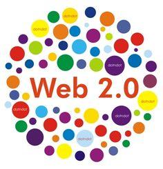 Web 2.0 es una web colaborativa, lo que significa que si creas una pagina, blog, etc, puedes elegir si los demas usuarios pueden editar, comentar, o solo ver tus blogs  @pintohue