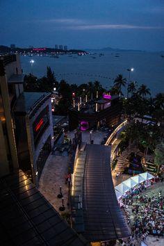 Pattaya by Night, Thailand Burma, Beach Night, Pattaya Thailand, Walking Street, The Pussycat, Seaside Resort, The Province, White Sand Beach, Mexico Travel