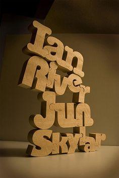 40 Typography Inspiration for designers | Psdblast