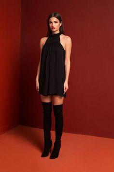 Kenta Dress - Black