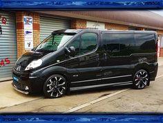 Renault Trafic http://shop.topbodykit.co.uk/p/2075/renault/renault-trafic-swb-side-skirts