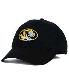 Top of the World Missouri Tigers Relaxer 2.0 Stretch-Fit Cap