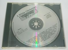 SOLD A White Christmas Audio CD Thomas Nelson Audio 1991 A rare Christmas CD with 18 of the best loved Christmas Carols. Christmas is not complete without your favorite carols, and this CD is sure to make your Christmas perfect. #ChristmasCD #RareCD #HolidayMusic #alexpals