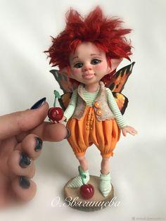 Belle And Beast, Baby Fairy, Biscuit, Fairy Art, Fairy Dolls, Leprechaun, Creative Crafts, Pixie, Miniatures