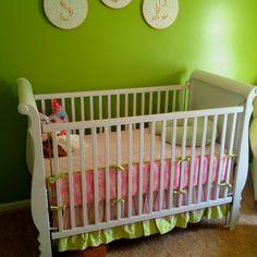 My sweet baby girl's nursery