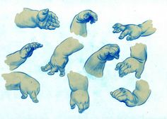 hand poses reference - Cerca con Google