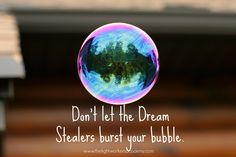 Negative/jelous people will always burst bubbles. burns bring them to reality, you cant sufficate the spark of a divine soul My Bubbles, Thought Bubbles, Delete Quotes, Burst Bubble, Short Inspirational Quotes, Wise Quotes, Happy Thoughts, Deep Thoughts, Believe