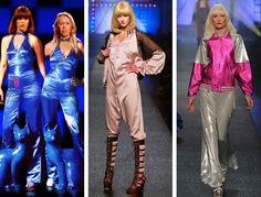 Jean Paul Gaultier, Spring 2013, RTW, 80's Pop Icons - ABBA