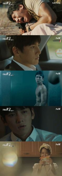 [Spoiler] Added episodes 3 and 4 captures for the #kdrama 'The K2'