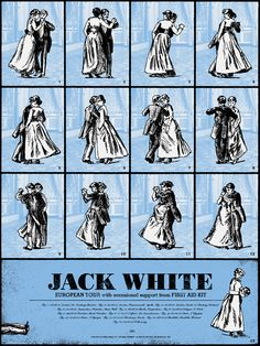 """Jack White (European Tour 2012) 